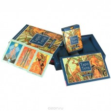 Карты. Таро Тота (брошюра + 78 карт в коробке)