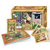Голоса деревьев. Кельтский оракул (брошюра + 25 карт в подарочной упаковке)