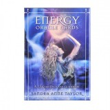 Energy Oracle Cards 53 Card Deck Cards by Sandra Anne Taylor