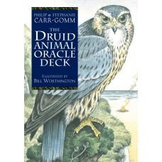 The Druid Animal Oracle - Philip and Stephanie Carr-Gomm