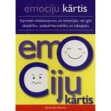 Emociju kārtis (kastītē 42 emociju kārtis un lietošanas pamācība)