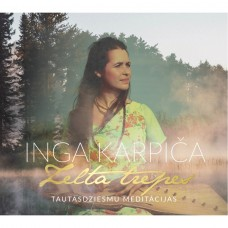 CD Zelta trepes Inga Karpiča