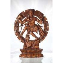 Мурти Шива Натараджа (дерево)