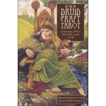 DruidCraft Tarot Deck - Philip and Stephanie Carr-Gomm